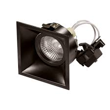 <b>Светильник</b> Domino quadro MR16 черный <b>Lightstar 214507</b> ...