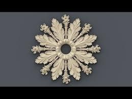 Декоративные <b>розетки</b> - 3D модели - <b>Decorative</b> rosettes - YouTube