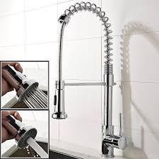 rinse pull kitchen