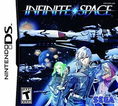 Infinite Space - Nintendo DS: Video Games - Amazon.com