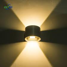 <b>QLTEG</b> adjustable <b>LED Wall Light</b> Outdoor Waterproof IP65 Modern ...
