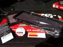 <b>K&N воздушные фильтра</b>. — Mercedes-Benz CLK, 5.0 л., 2006 ...