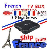 <b>French IPTV</b> BOX