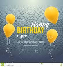 doc birthday invitation flyer template birthday happy birthday poster background yellow balloons and text birthday invitation flyer template