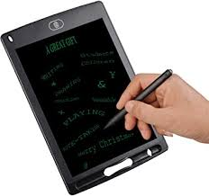 LCD Writing Tablet 8.5 Inch,Kids e-Writer Drawing ... - Amazon.com