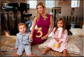 Image result for ivanka trump family