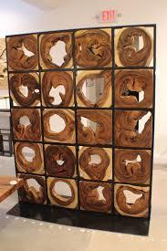 75 h screen acacia wood metal frame beautiful wall natural exotic beautiful ag beautiful combination wood metal furniture