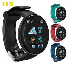 Men sport pedometer <b>smart watch</b> waterproof fitness tracker heart ...