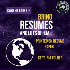 prepare for the career fair please note the week of the career fair there will be limited opportunity to have your resume reviewed career services at the rosen college