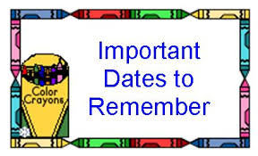 Image result for dates to remember clipart