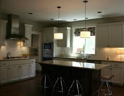 Kitchen Pendant Lights Over Island Kitchen Glass Kitchen Hanging Lights Over White Kitchen Island