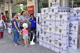 İzmir'de sıcak hava klima satışını uçurdu