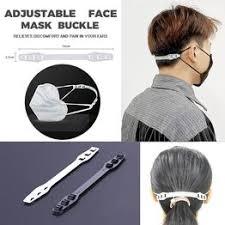 2pcs Adjustable Anti-slip Mask Ear Grips Extension Hook ... - Vova