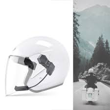 <b>Wireless Motorcycle Helmet</b> Bluetooth Headset Headphone Earphone