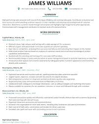 s associate resume sample resumelift com
