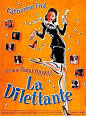 Images & Illustrations of dilettante