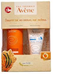 Набор AVENE <b>солнцезащитный</b> спрей SPF50+ ...