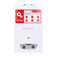 <b>Газовая колонка Ariston Fast</b> R ONM 10 NG, 20 кВт - купите по ...