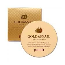 Купить <b>Патчи для</b> глаз <b>Petitfee</b> Gold&Snai гидрогелевые с ...