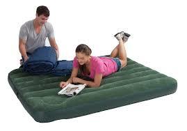 <b>Надувной матрас Intex Full</b> Downy Airbed со встроенным насосом