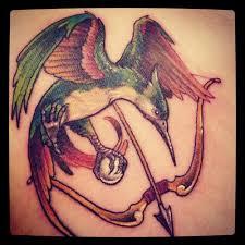 Resultado de imagen de tattoos hunger games