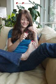 Foot Factory XXX Photo Thumbnail Gallery Post amp Hot Streaming. Foot Factory Amy Stone 03 13 2014 Amy Stone Applies Polish To Her Creamy Toes. She Takes Off Her Jeans To Show You More.