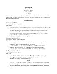 free telemetry nurse resume template sample ms word adobe pdf pdf sample telemetry nurse resume