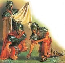 Image result for John 19:24