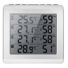 <b>DYKIE Weather</b> Station,Digital <b>Weather Forecast</b> Station, Indoor ...