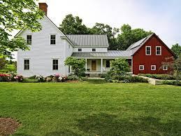 pole barn house plans Exterior Farmhouse   driveway barn doorspole barn house plans Exterior Farmhouse   front garden bushes