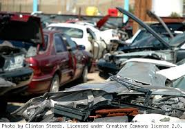 Select a licensed and authorized scrap car corporation