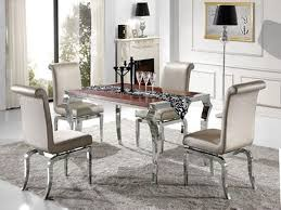 Mirror Dining Room Tables Elegant Style Of Mirrored Dining Room Table Decor Spot Best