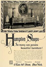 get quotations 1924 ad hampton shops furniture antique decor jacobean original print ad cheap asian furniture
