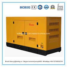 <b>China</b> Factory Directly 50kw Silent Generator with <b>Weifang</b> Ricardo ...
