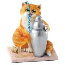 Желе и живота <b>Comic</b> & Curous Cat <b>Статуэтка</b> Высота 8,5 см Ref ...