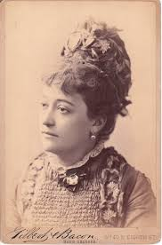 Maud Granger (c 1851-1928) was a popular nineteenth century actress who belonged to a number of east coast theatre touring companies. - granger_0004