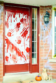 decorationglamorous ideas halloween decorations door for warm welcome scary bloody door cute best halloween door decorations cheap office decorations