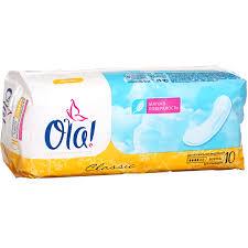 <b>Прокладки Ola</b>!, 10 шт | Магнит Косметик