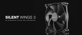 Обзор и тестирование пяти <b>вентиляторов be quiet</b>! <b>Silent</b> Wings 3 ...