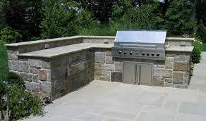 Countertop For Outdoor Kitchen Outdoor Bbq Countertops