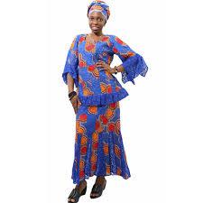2019 <b>MD Dashiki African Dresses</b> For Women Bazin Riche Skirt ...