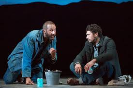 James Franco and Chris O     Dowd in      Of Mice and Men        The New York