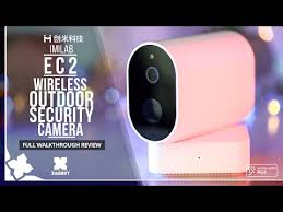 Imilab EC2 - Outdoor Smart <b>Security camera</b> for Xiaomi <b>Mi Home</b> ...