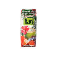 <b>Кокосовая</b> вода с <b>фруктовым</b> соком (клубника, гранат, виноград ...