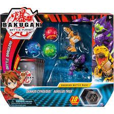 <b>Spin Master</b> Bakugan 6054989 Бакуган <b>большой игровой</b> набор №2