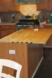 wood counters kitchen islands