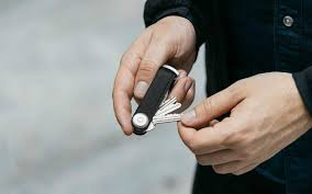 compact key holder and