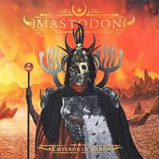 <b>Mastodon</b> album '<b>Emperor of</b> Sand'