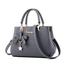 <b>2018 Women</b> Casual Handbag Female Simple Style Bowknot ...