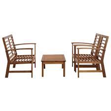 Festnight <b>4 Piece Garden Lounge</b> Set, Out- Buy Online in Aruba at ...